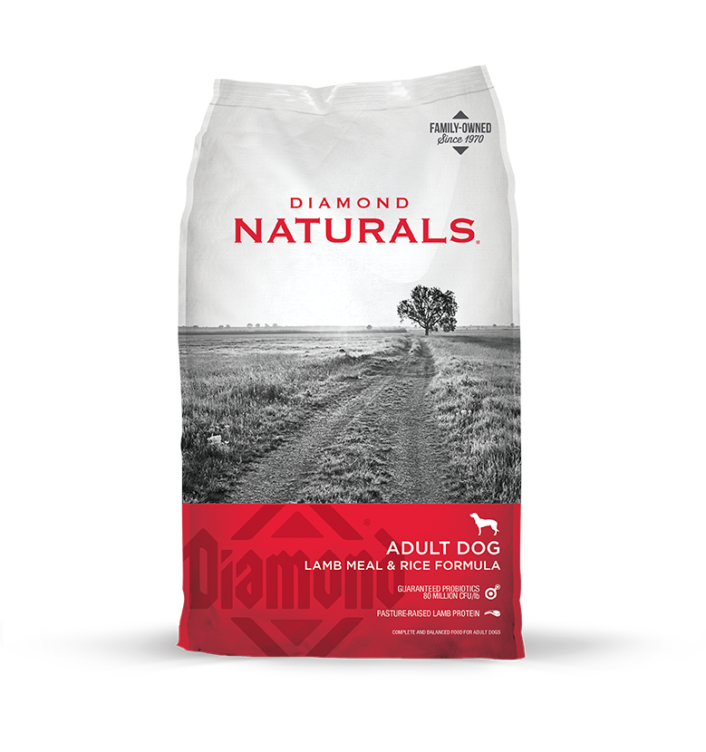 Diamond Naturals Lamb & Rice 6#
