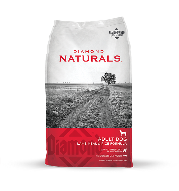 Diamond Naturals Lamb & Rice 40#