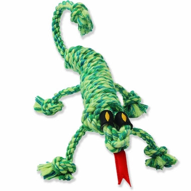 Mammoth Snake Biter Iguana Dog Chew Toy