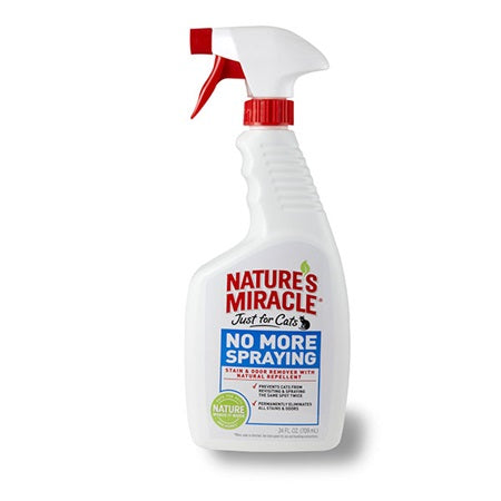 Nature's Miracle Just for Cats No More Spraying