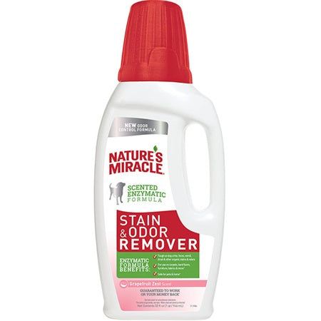 Nature's Miracle Scented Stain & Odor Eliminator