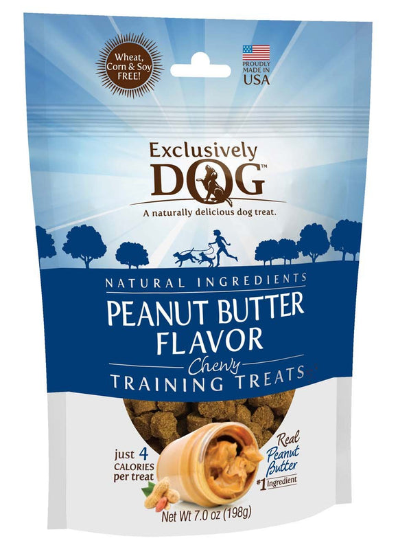 Excl. Dog P. Butter, Training Treat 7oz