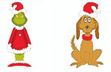 Load image into Gallery viewer, Grinch Holiday Vinyl Squeak Toys