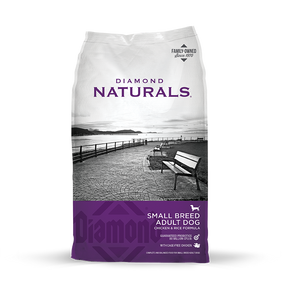 Diamond Naturals Small Breed Chicken 18