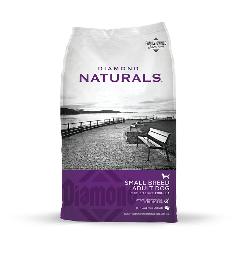 Diamond Naturals Small Breed Chicken 6#