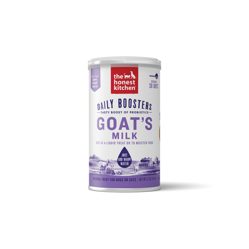 Honest Kitchen Daily Goats Milk 5.2oz