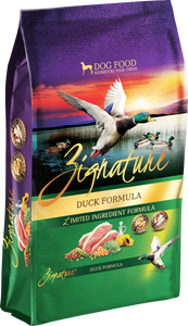 Zignature Duck Formula 4# Dog