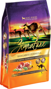 Zignature Kangaroo Formula 13.5# Dog