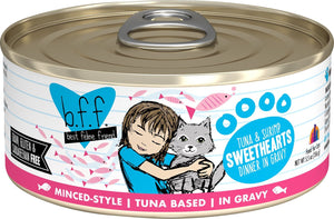 b.f.f. Tuna & Shrimp Recipe Gravy 5.5oz.