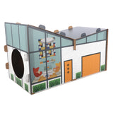 Contemporary Kitty Play House, Corrogate