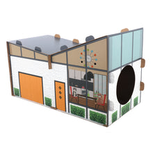 Load image into Gallery viewer, Contemporary Kitty Play House, Corrogate