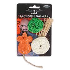 Jackson Galaxy Natural Playtime 3 pieces