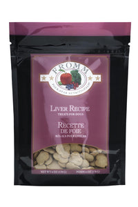 Fromm 4 Star Liver Recipe Treats 6oz.