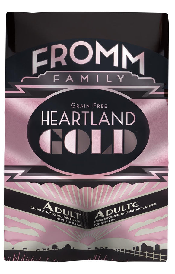 Fromm GF Heartland Gold Adult Dog 26#