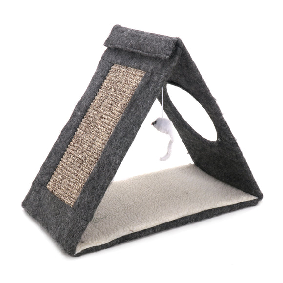 Kitty Pyramid, Foldable Playground