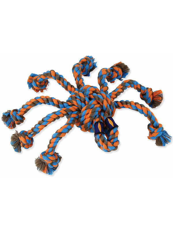 Mammoth Spider Dog Chew Toy