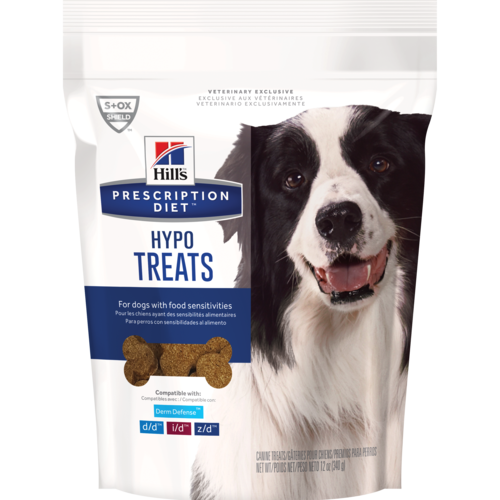 Prescription Diet Canine Hypo-Treats 12o
