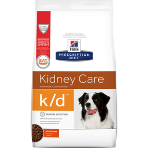 k/d Canine Renal Health 17.6#