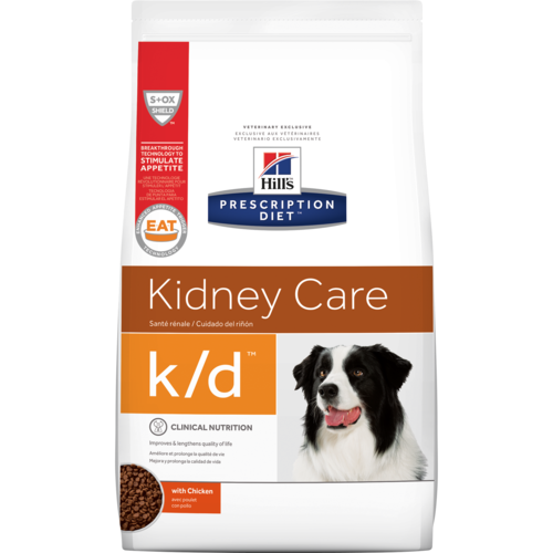 k/d Canine Renal Health Chicken 8.5#