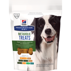 Pres. Diet Metabolic Treats 12oz Dog