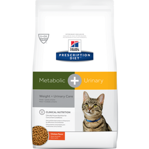Metabolic + Urinary Feline 6.35lb.