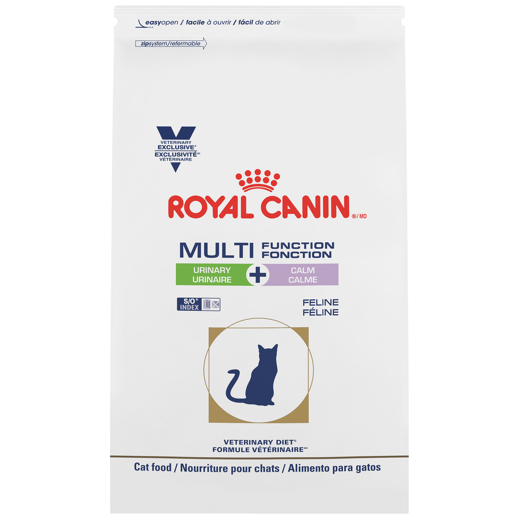Urinary SO + Calm Feline Dry Food *Non-Stocked Item* Add 4 days for delivery