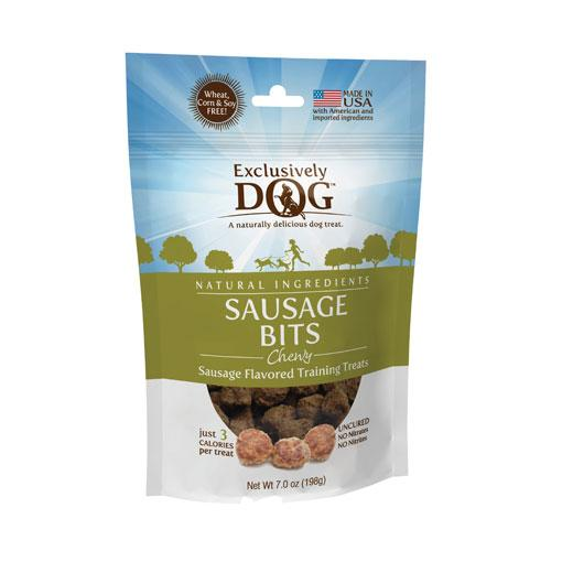 Excl. Dog Sausage Bits, Training Tr. 7oz