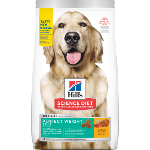 Sci Diet Dog Adult Perfect Weight 4#