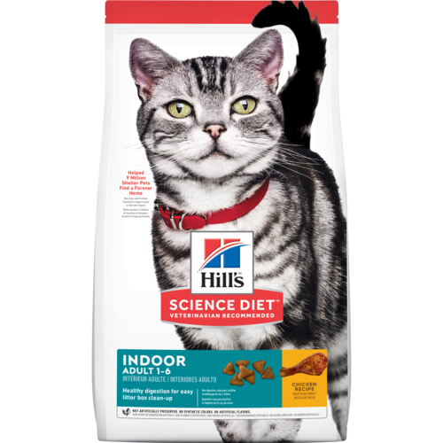 Sci Diet Cat Adult Indoor 3.5#