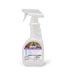 Vet-Kem Flea Tick Bot Spray 16 oz