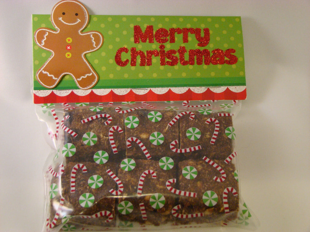 Gingerbread Nugget - 6 Piece (Candy Cane, Carat Cake or Tropical Twist Flavors)