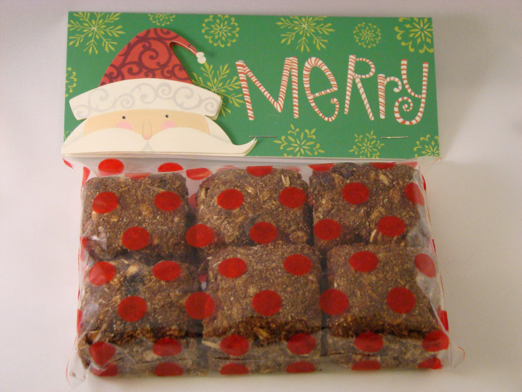 Santa Nugget - 6 Piece (Candy Cane, Carat Cake or Tropical Twist Flavors!)