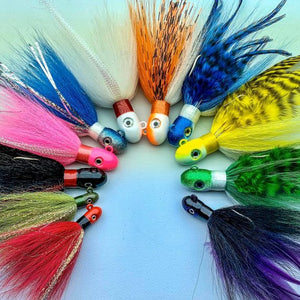 Day 16 - Jeck's Bucktails