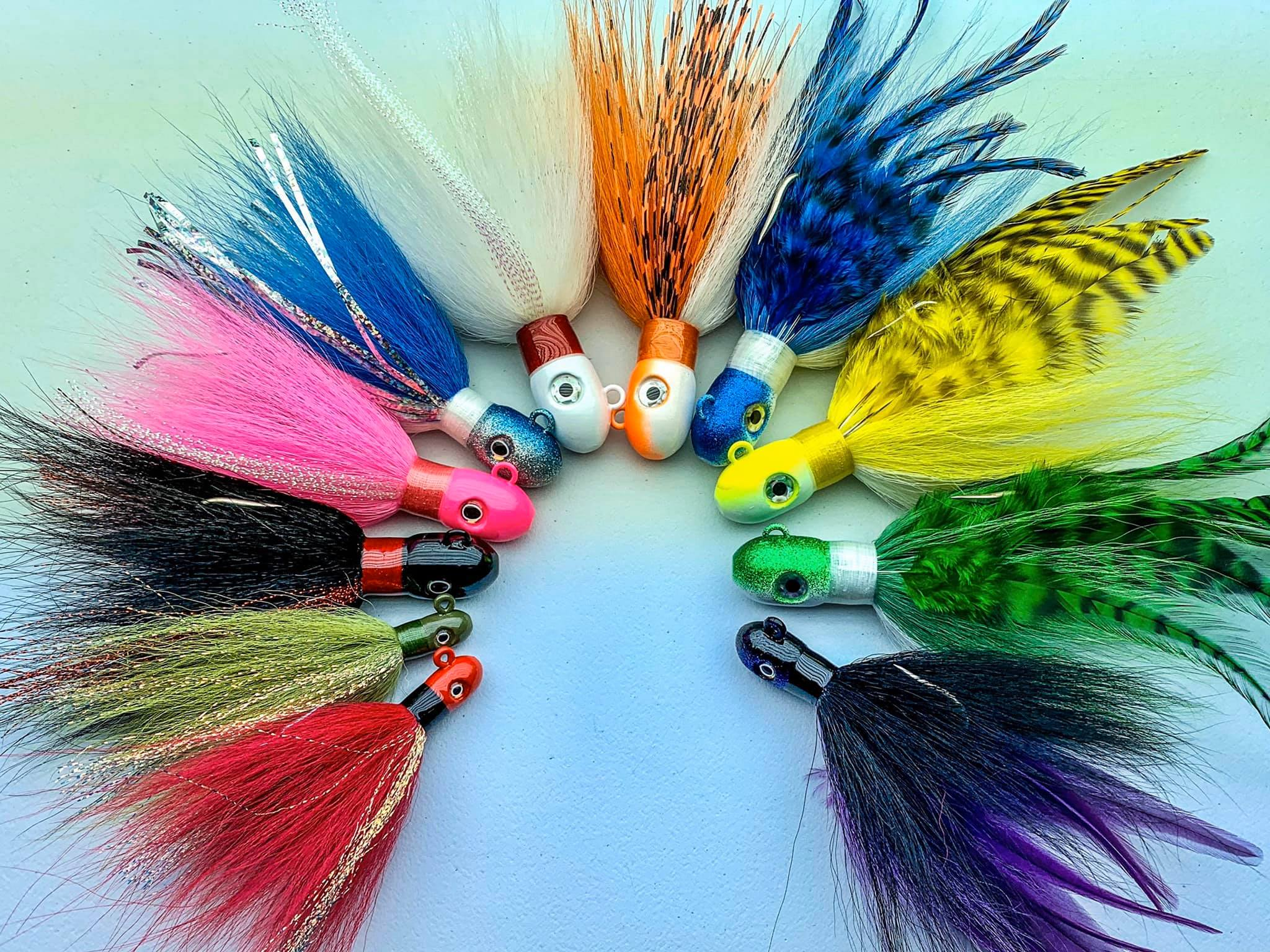 Jecks Bucktails