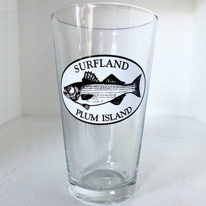 Surfland Swag - Pint Glass