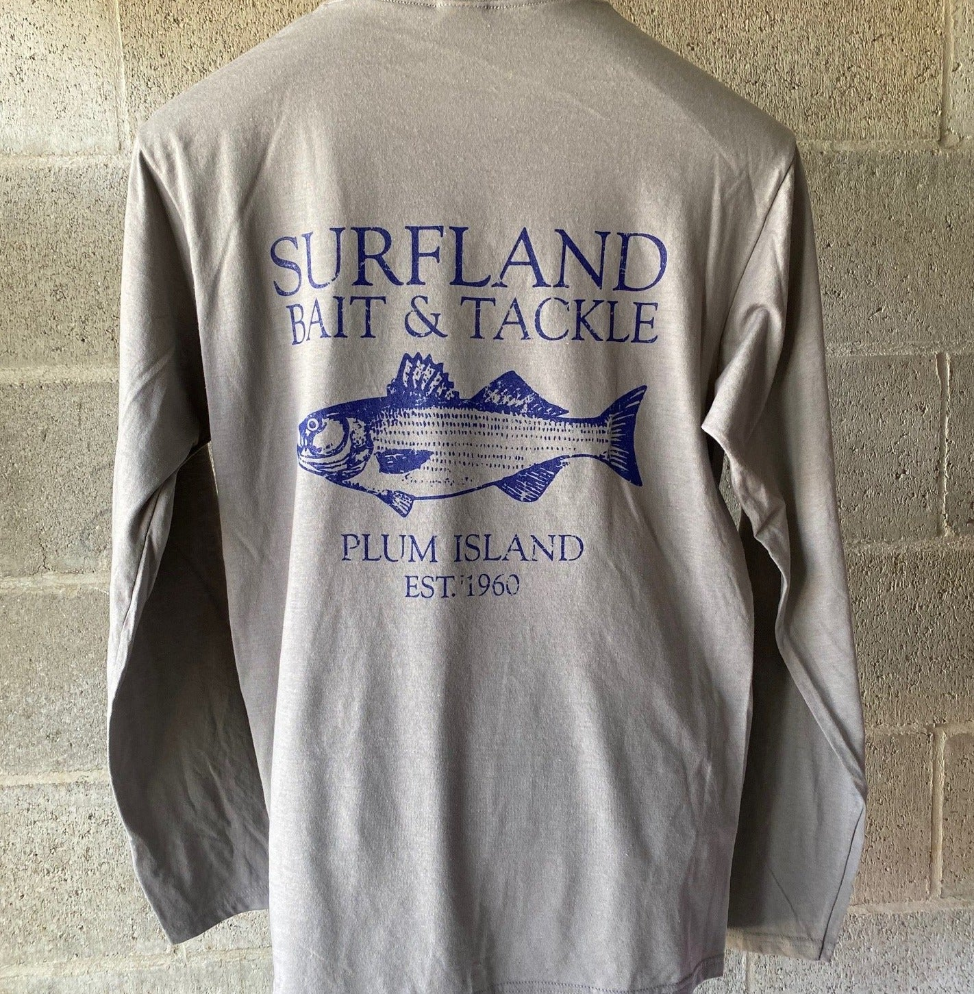 Surfland Gear - Long Sleeve Performance Blend Tee