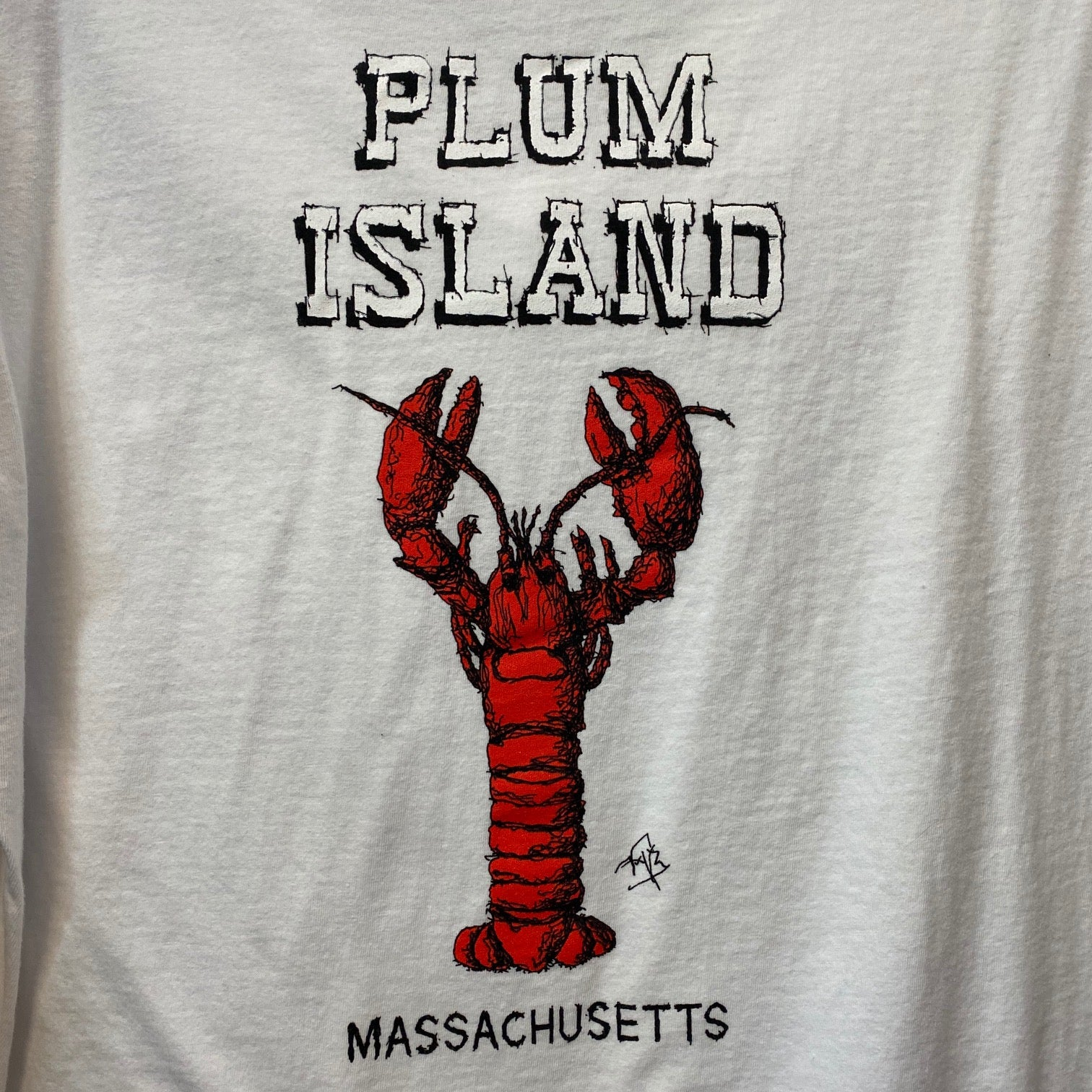 Surfland Gear - Nate's Lobster Women's V-neck Tee