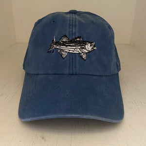 Surfland Gear - Nate's Striper Raglan Wash Cap