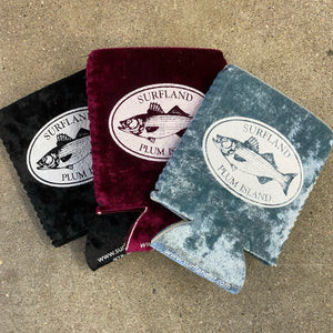 Surfland Holiday Koozie
