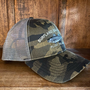 Surfland Gear - Dri-Duck Covert Trucker Cap