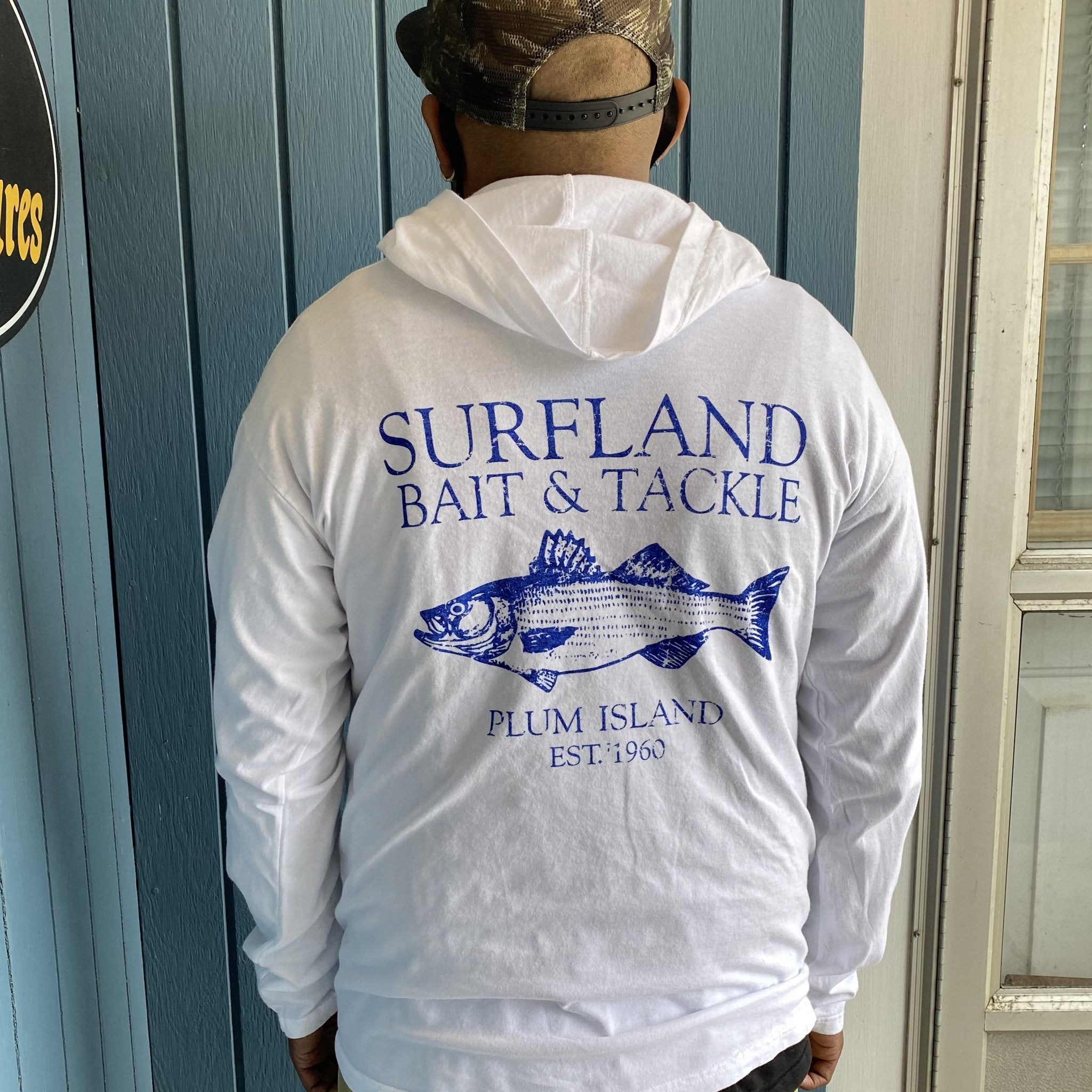 Surfland Gear - SBT Original Long-sleeve Hooded Tee