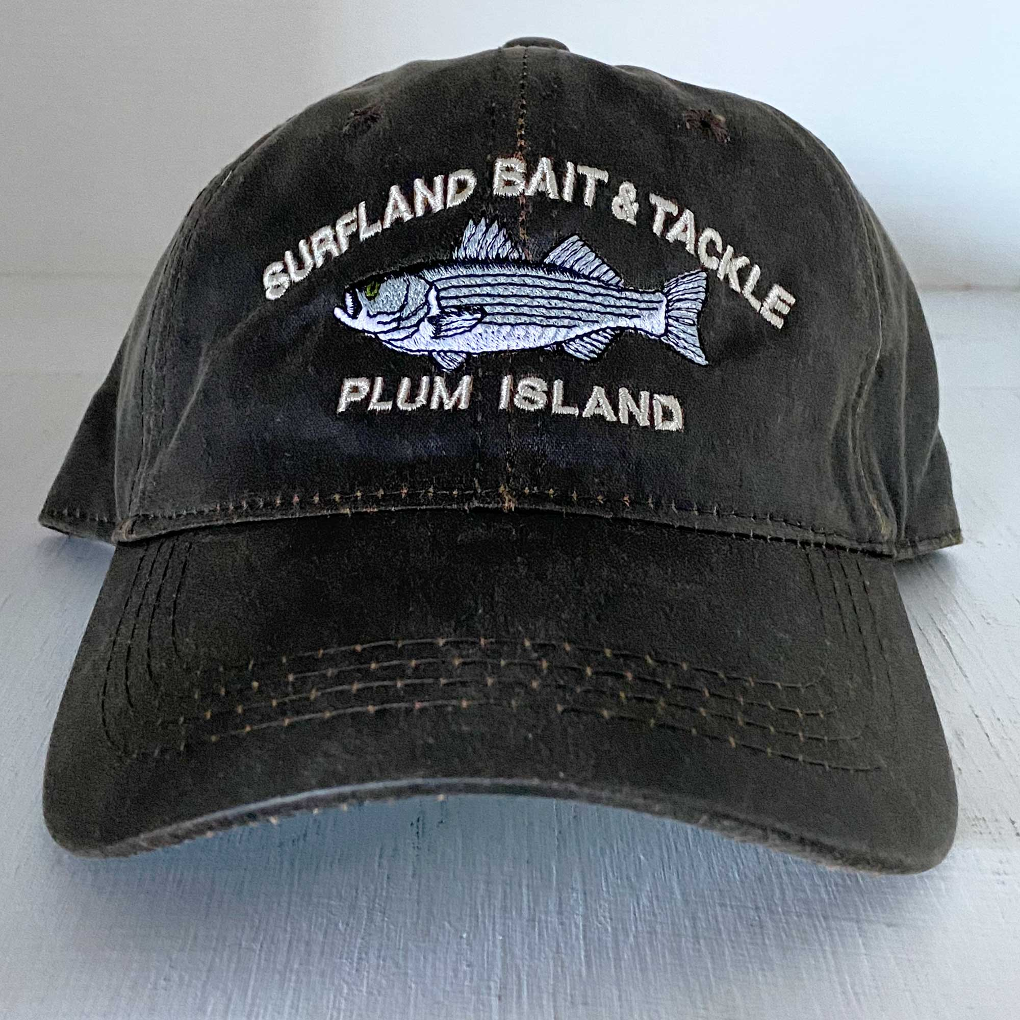 Surfland Gear - OC Weathered Cotton Twill Cap
