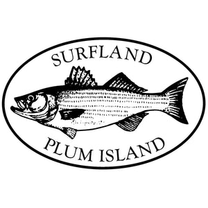 Surfland Sticker