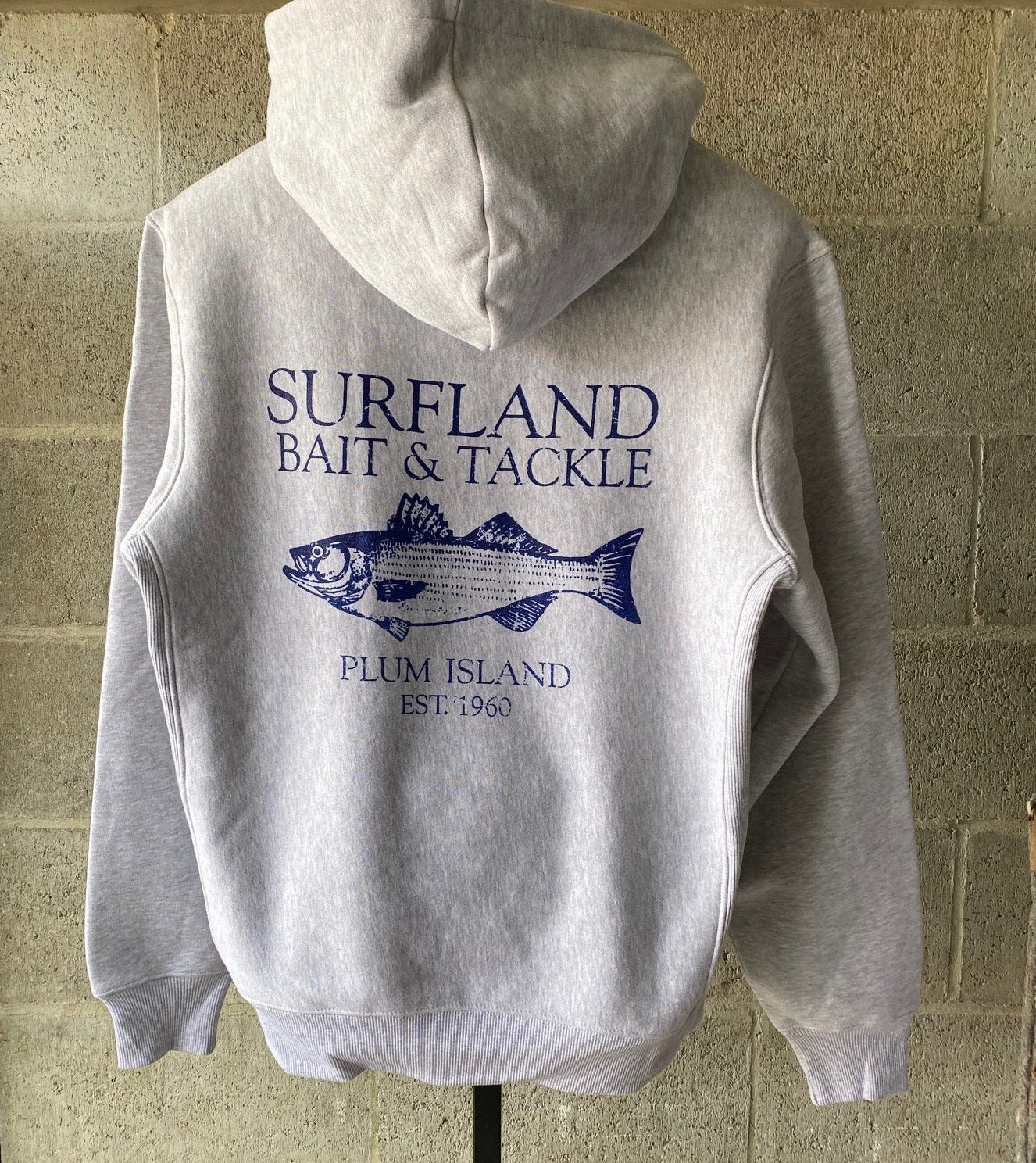 Surfland Gear - Original HWY Surfland Full-Zip Hoody