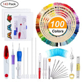 RAINBOW COLOR EMBROIDERY THREADING TOOL - getittrends