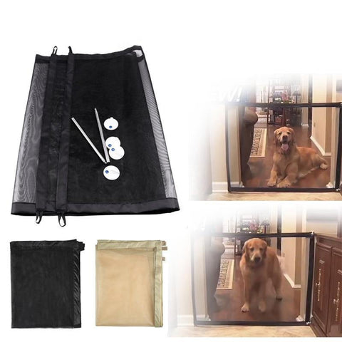 Portable Kids &Pets Safety Door Guard - getittrends