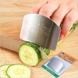 Finger protection tool (stainless steel)