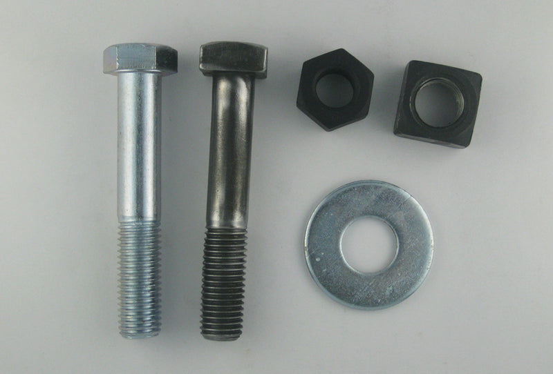 (PM113BN) 5/8 X 4 _, Bolt Nut and Washer for Handhole Plate