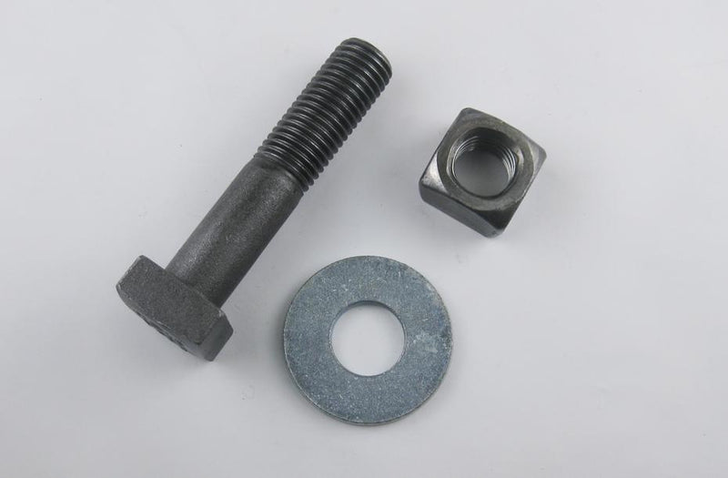 (PM123BN) 1 X 9, Bolt Nut and Washer for 12 x 16 Manhole Plate