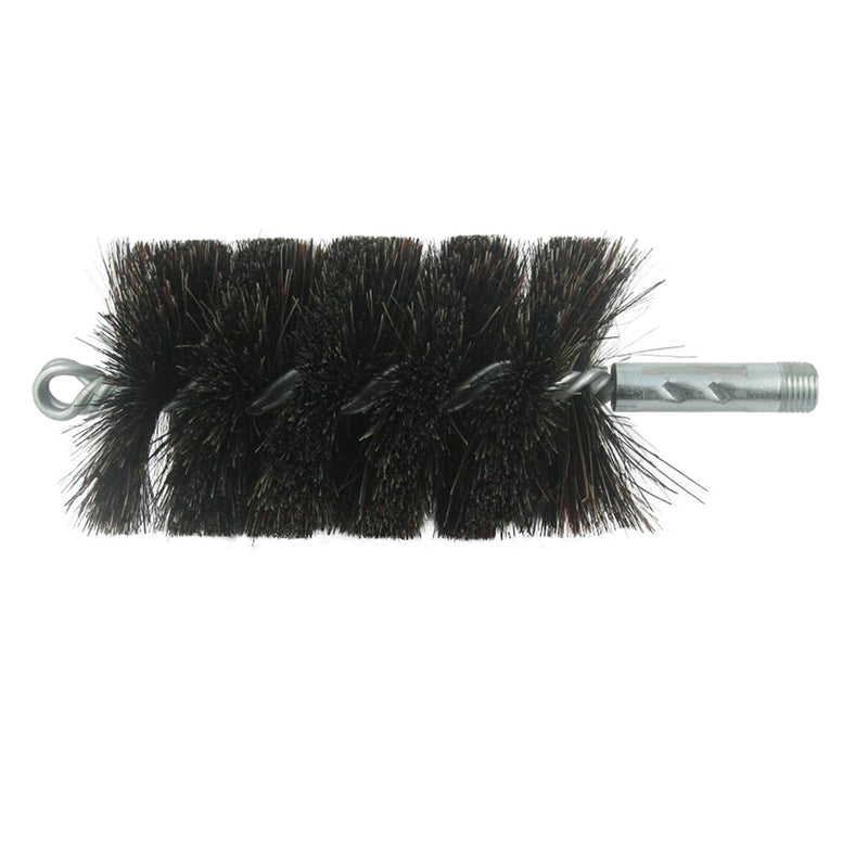 "3"" Round, Fiber, Boiler Tube Brush Head - MB3F"